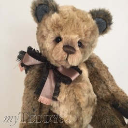 Charlie Bears Teddy Agnes