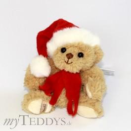 Baby Tomtenisse braun Teddybär