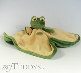 Schmusetuch Bilkompisarna Baby Rug Frosch