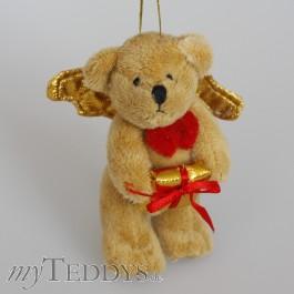 Christmas Teddy Angel