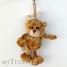 Cowboys Keyring Schlüsselanhänger Teddy