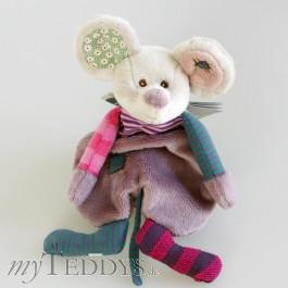 Cute Mousy Baby Rug Babyspielzeug