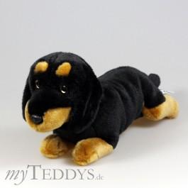Plüschtier Hund Dackel