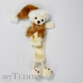 Eugen Bookmark Lesezeichen Teddy weiss