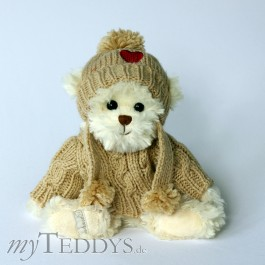 Leo&Waldemar 4 Teddybär