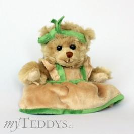 Hailey Grün Teddybär