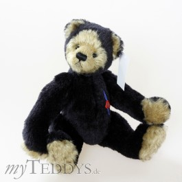 Clemens Teddy Honey Bear Black