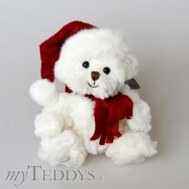 Baby Tomtenisse 2012 weiß Teddybär