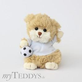 Barbara Bukowski Design Teddy Football Toni