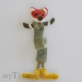 Foxy Bookmark Lesezeichen Fuchs