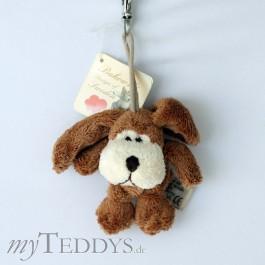 Funny Dog Keyring 1 Schlüsselanhänger Hund