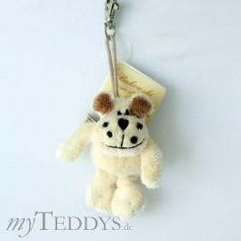 Funny Dog Keyring 2 Schlüsselanhänger Hund