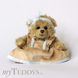 Hailey Blau Teddybär