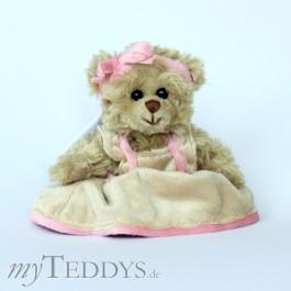 Hailey Rosa Teddybär
