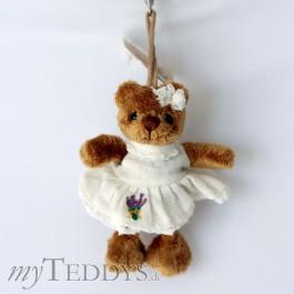 Johanna Keyring Schlüsselanhänger Teddy