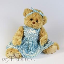 Julia Blau Teddybär