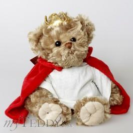 Roi The Great Kazimierz - Teddybär König