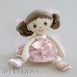 Puppe Nadinka Ballerina Girl Pink
