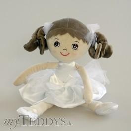 Puppe Nadinka Ballerina Girl White