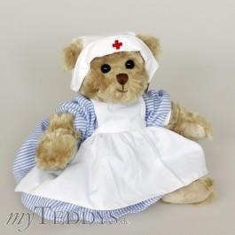 Nurse Maria Teddybär