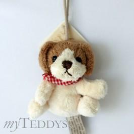 Puppy Keyring Schlüsselanhänger Hund