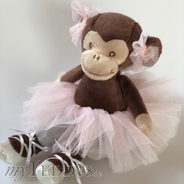 Sweet Missy Ballerina Affe