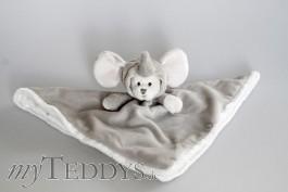 Schmusetuch Ziggy Wild Baby Rug Elephant