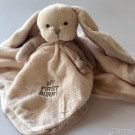 Schmusetuch My first Bunny Baby Rug 18-187B