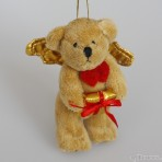 Christmas Teddy Angel