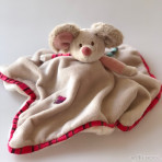 Schmusetuch Crazy Mousy Baby Rug