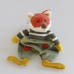 Cute Foxy Baby Rug Babyspielzeug