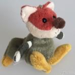 Foxy Keyring Fuchs Schlüsselanhänger