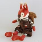 Jumpy Eichhörnchen Babyspielzeug