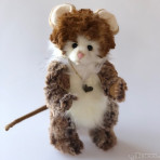 Charlie Bears Maus Munchkin