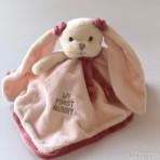 Schmusetuch My first Bunny Baby Rug 18-187A