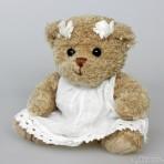 Sophia Teddybär mit Kleid