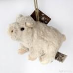 Sydney Keyring Schlüsselanhänger Schwein