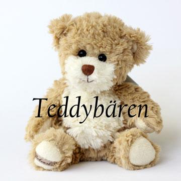 Teddybären aus Plüsch